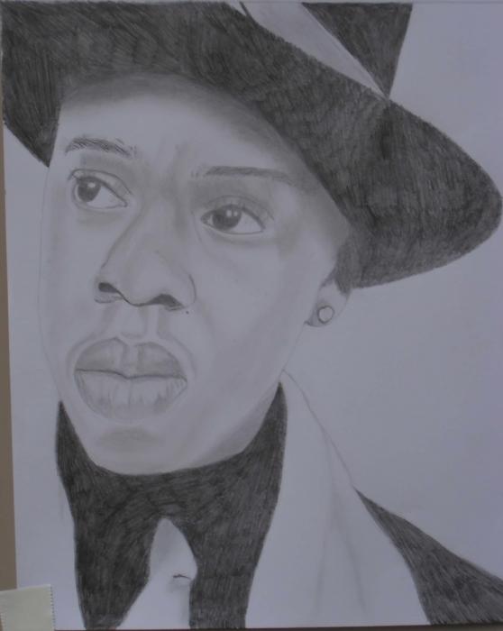 Jay-Z by SerenaToscano